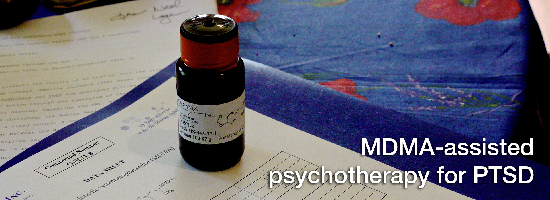 mdma aided psychotherapy explore paper
