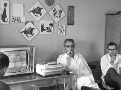 LSD in Czech Republic– Dr. Milan Hausner, sanatorium in Sadská near Prague