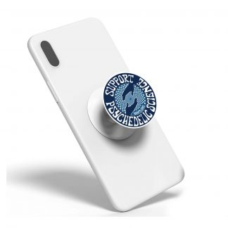 Support Psychedelic Science Pop Socket
